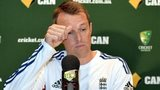 Graeme Swann announces his retirement