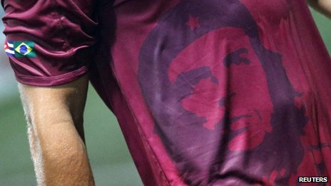 Madureira shirt with Che Guevara image