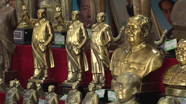 Cashing in on Mao Zedong's legacy