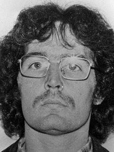 Sinn Féin MLA Gerry Kelly in 1983