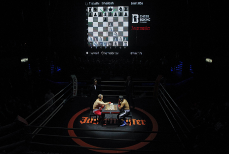 Chess boxing (chess)