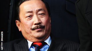 Cardiff owner Vicent Tan