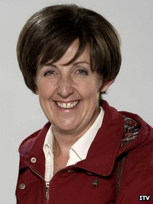 Julie Hesmondhalgh as Hayley Cropper