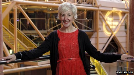 Julie Hesmondhalgh at the Royal Exchange
