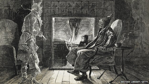 FRIDAY NIGHT BOYS: Ghost Stories for Christmas Eve...