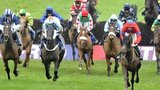 Runners in the 2012 Welsh National