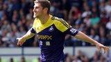 Swansea City's Ben Davies