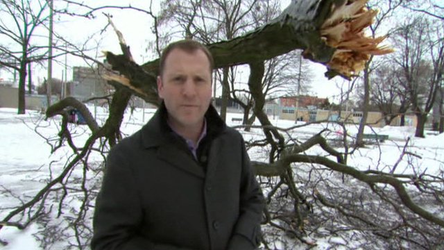 CBC's Aaron Saltzman