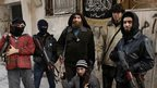 The Syrian rebel groups pulling in foreign fighters