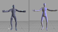 Dancing males avatar
