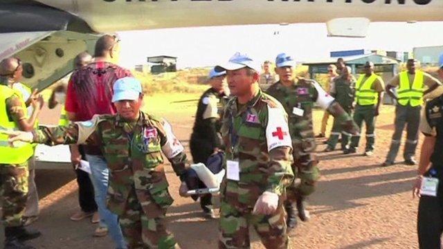 UN in Sudan