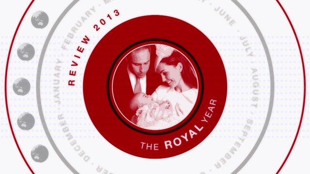 The royal year