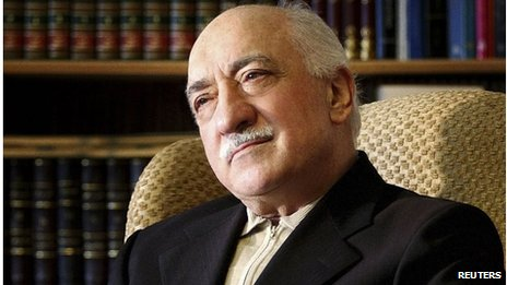 Fethullah Gulen (file photo)