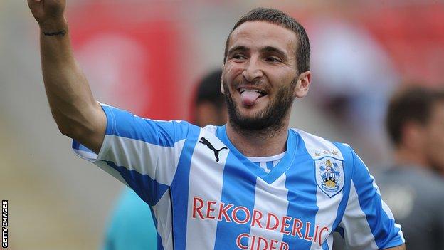 Huddersfield's Martin Paterson