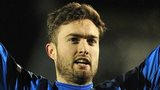 Mark Patton scored Glenavon's last-gasp winner against Portadown in the Mid-Ulster derby