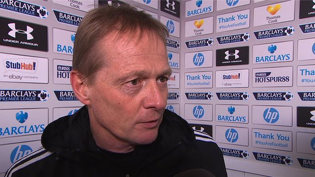 West Brom caretaker boss Keith Downing