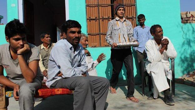 Neighbours of Arvind Kejriwal
