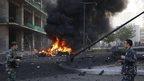 Beirut blast kills Sunni ex-minister