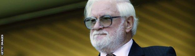 Former Leeds chairman Ken Bates