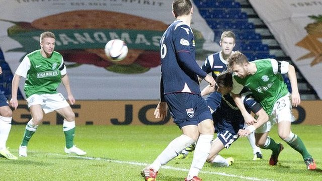 Highlights - Ross County 0-2 Hibernian