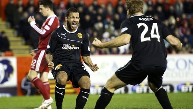 Highlights - Aberdeen 0-1 Motherwell