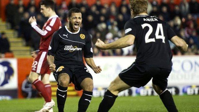Highlights - Aberdeen 0-1 Motherwell