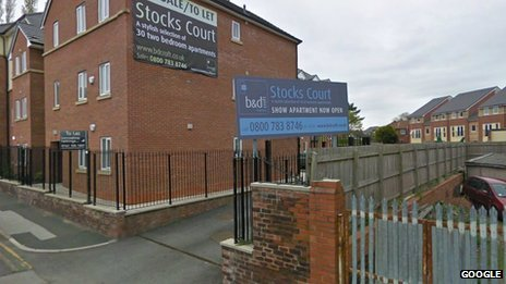 Stocks Court, Walkden