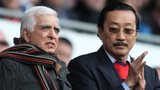 Sam Hammam and Vincent Tan