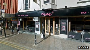 Momo Bar, Abington Street