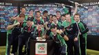 It was another successful year for the Ireland cricket team - the boys in green won the World Cricket League and World Twenty20 qualifiers before completing a treble by beating Afghanistan in the InterContinental Cup final