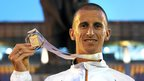 Robert Heffernan won 50K walk gold at the World Championships in Moscow