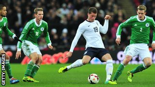Ross Barkley is on course for England's World Cup squad