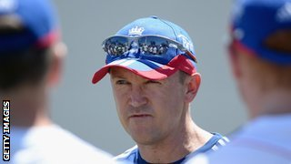 Andy Flower had overseen three Ashes series wins before England relinquished the urn this winter