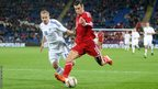 Gareth Bale played 90 minutes of Wales' final international of the year, a 1-1 draw at home to Finland in November.