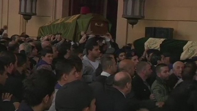 Funeral of Mohamad Chatah