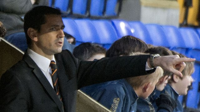 Interview - Dundee United boss Jackie McNamara