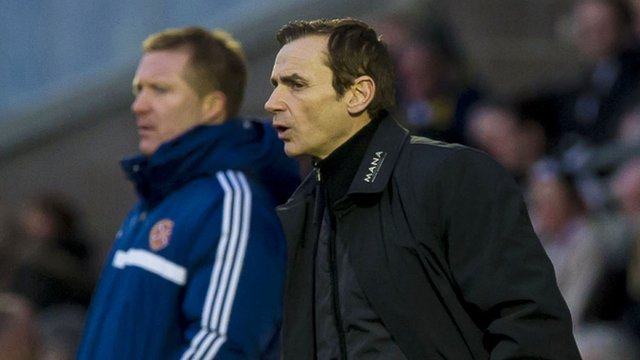 Interview - St Mirren manager Danny Lennon