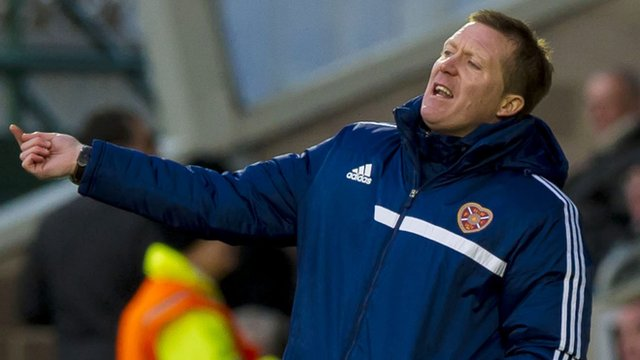 Interview - Hearts boss Gary Locke