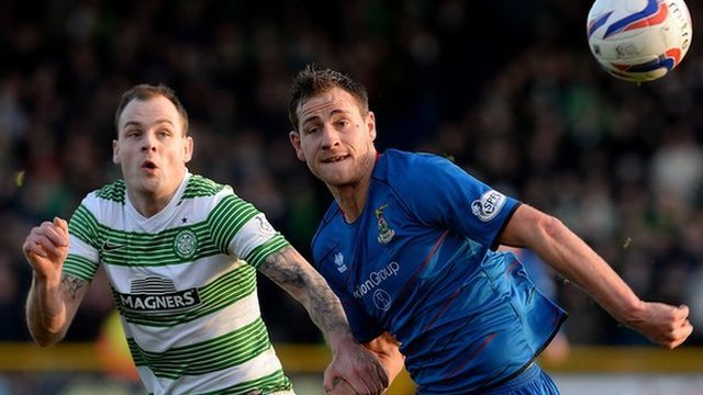 Highlights - Inverness CT 0-1 Celtic
