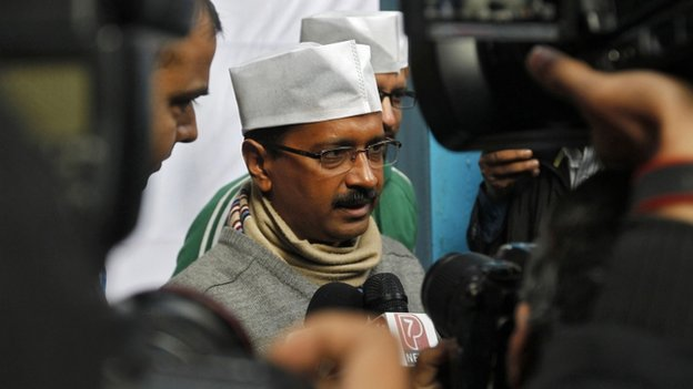 Arvind Kejriwal has been under intense media spotlight since taking office as Delhi's chief minister