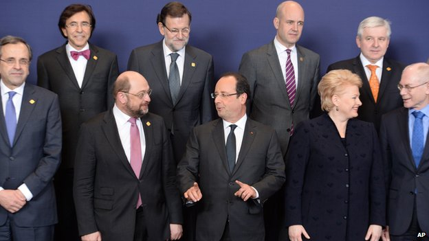 2014: Europe's year of decision