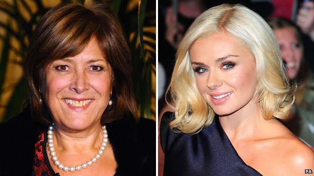 Lynda Bellingham and Katherine Jenkins were among those to be made OBEs