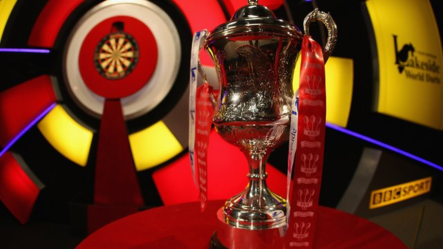 BDO World Darts Championship 2014