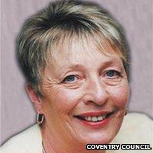 Ann Lucas, Coventry Council