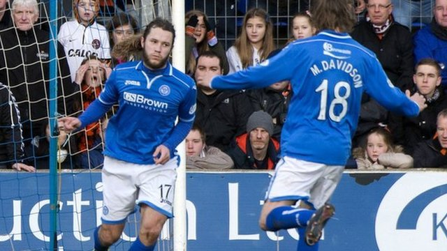 Highlights - St Johnstone 3-0 Dundee United