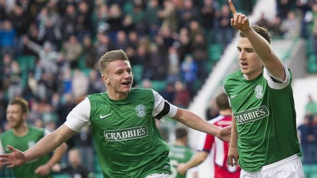 Highlights - Hibernian 3-0 Kilmarnock
