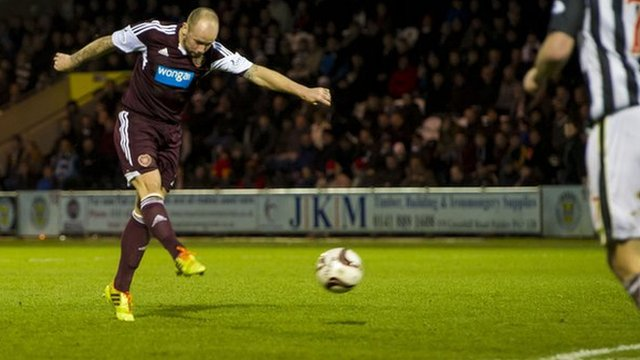 Highlights - St Mirren 1-1 Hearts