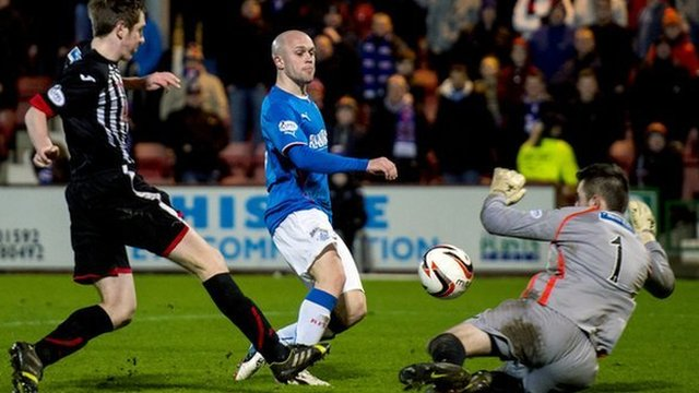Highlights - Dunfermline 0-4 Rangers