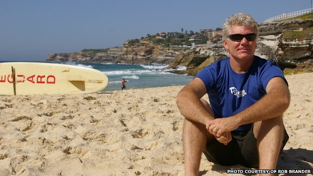 Rob Brander, a geomorphologist   at the University of New South Wales