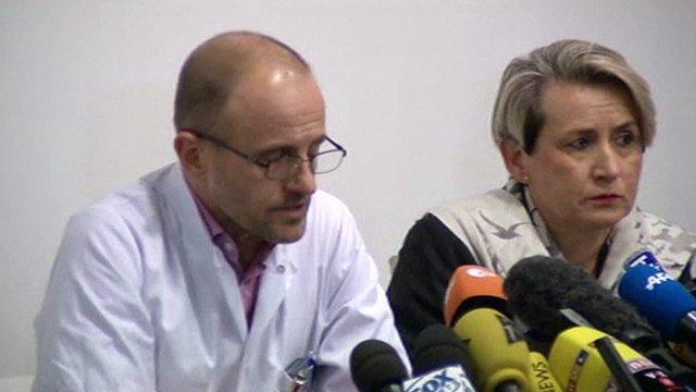 Dr Jean-Francois Payen